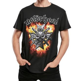 tričko pánské Motörhead - Bad Magic - black, NNM, Motörhead