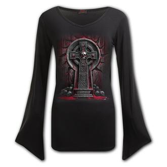 tričko dámské s dlouhým rukávem SPIRAL - BLEEDING SOULS, SPIRAL
