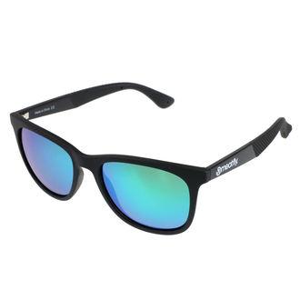 brýle sluneční MEATFLY - CLUTCH D 4/17/55 - BLACK, MEATFLY