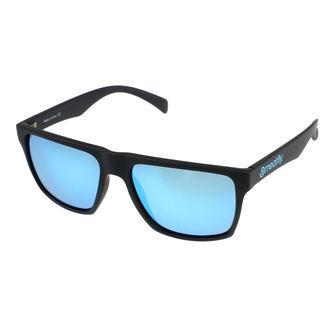 brýle sluneční MEATFLY - TRIGGER A 4/17/55 - BLACK/BLUE, MEATFLY