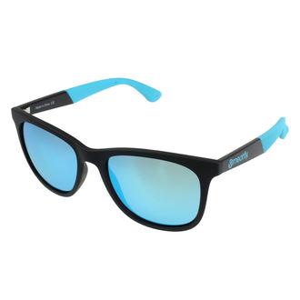 brýle sluneční MEATFLY - CLUTCH B 4/17/55 - BLACK/BLUE, MEATFLY