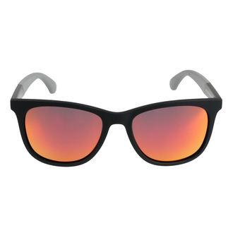 brýle sluneční MEATFLY - CLUTCH A 4/17/55 - BLACK/GREY, MEATFLY