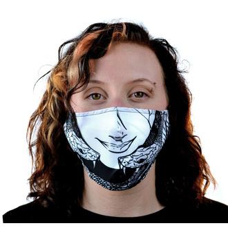 rouška (maska) VIXXSIN - MEDUSA - BLACK - POI954