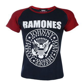 tričko dámské Ramones - Presidential Seal - ROCK OFF, ROCK OFF, Ramones