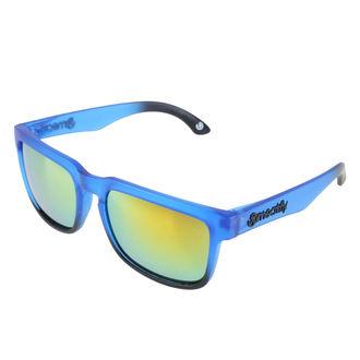 brýle sluneční MEATFLY - MEMPHIS - E - 4/17/55 - Blue Matt, MEATFLY