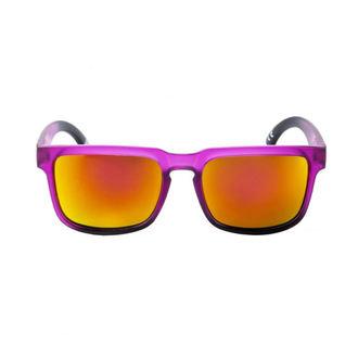brýle sluneční MEATFLY - MEMPHIS - F- 4/17/55 - Purple Matt, MEATFLY