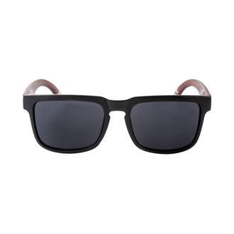 brýle sluneční MEATFLY - MEMPHIS - D - 4/17/55 - Black Wood, MEATFLY