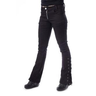 kalhoty dámské VIXXSIN - MIA - BLACK, VIXXSIN