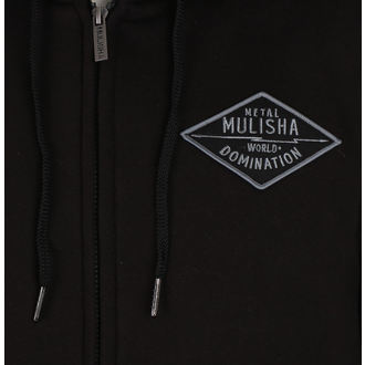 bunda (mikina) pánská METAL MULISHA - DROP FLEECE, METAL MULISHA