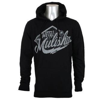 mikina pánská METAL MULISHA - GREASE - BLK_FA7521001.01