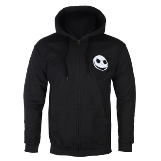 mikina pánská Nightmare Before Christmas - Skull Pocket - Black, BIL, Nightmare Before Christmas