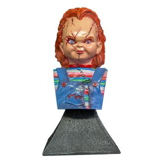 figurka (busta) Bride of Chucky, NNM, Chucky