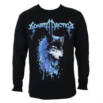 tričko pánské s dlouhým rukávem Sonata Arctica - WOLF SCRATCH - JSR - SNA0005BLK