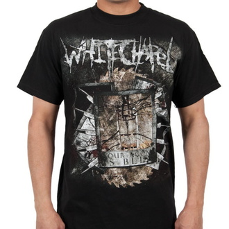 tričko pánské WHITECHAPEL - Agony Is Bliss (Broken Glass) - Black - INDIEMERCH, INDIEMERCH, Whitechapel