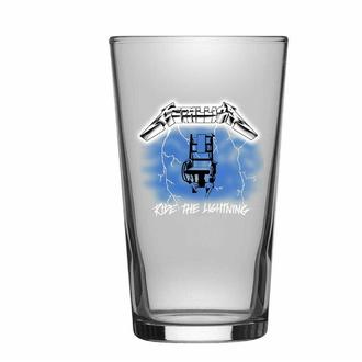 sklenice METALLICA - RIDE THE LIGHTNING - RAZAMATAZ, RAZAMATAZ, Metallica
