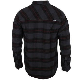 košile pánská METAL MULISHA - RIPPER L/S FLANNEL B, METAL MULISHA