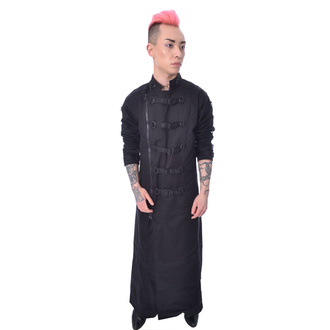 kabát pánský CHEMICAL BLACK - MORPHEUS - BLACK, CHEMICAL BLACK