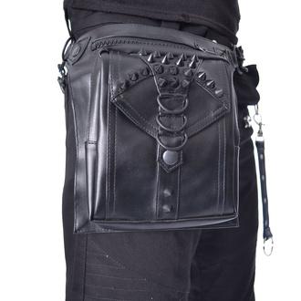 taška kabelka VIXXSIN - MORTAL - BLACK, VIXXSIN
