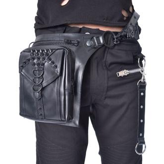 taška kabelka VIXXSIN - MORTAL - BLACK - POI931