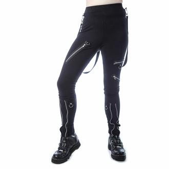 kalhoty dámské (legíny) CHEMICAL BLACK - MORWENNA - BLACK - POI1018