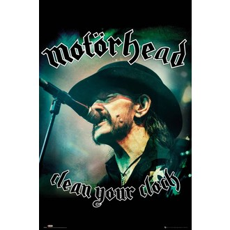 plakát Motorhead - GB posters, GB posters, Motörhead