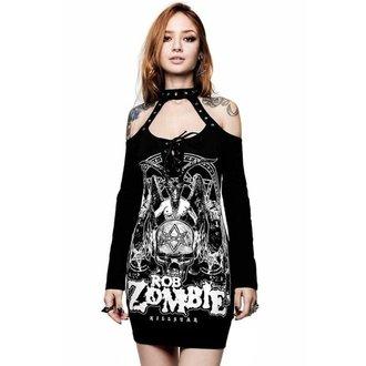 šaty dámské KILLSTAR - ROB ZOMBIE - Triumph - BLACK, KILLSTAR, Rob Zombie