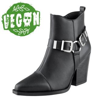 boty dámské ALTERCORE - Musca - Vegan Black, ALTERCORE