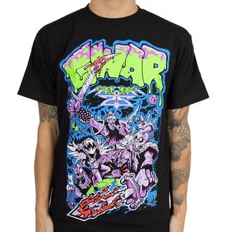 tričko pánské GWAR - Alien Decapitation - Black - INDIEMERCH, INDIEMERCH, Gwar