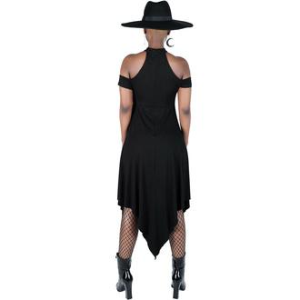 šaty dámské KILLSTAR - Mysterious Soul - Black, KILLSTAR