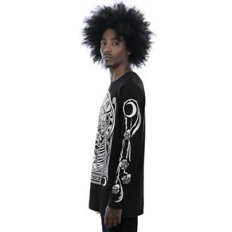 tričko pánské s dlouhým rukávem KILLSTAR - Mystery, KILLSTAR