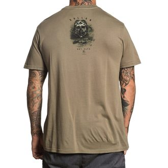 tričko pánské SULLEN - AIR FIGHT - MILTARY GREEN, SULLEN