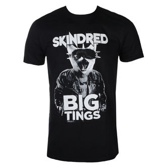 tričko pánské SKINDRED - Big Tings - NAPALM RECORDS, NAPALM RECORDS, Skindred