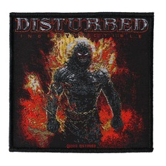 nášivka DISTURBED - INDESTRUCTIBLE - RAZAMATAZ - SP2618