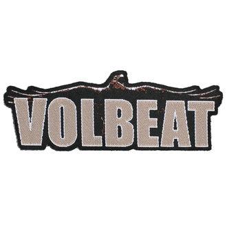 nášivka VOLBEAT - RAVEN LOGO CUT OUT - RAZAMATAZ, RAZAMATAZ, Volbeat