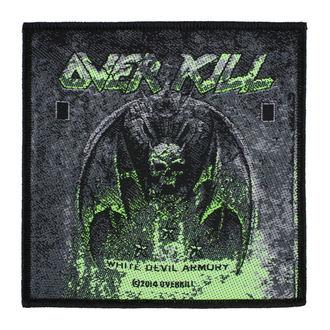 nášivka Overkill - White Devil Armory - RAZAMATAZ, RAZAMATAZ, Overkill