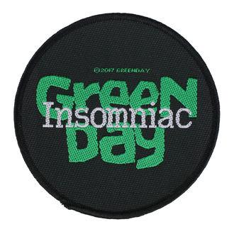 nášivka Green Day - Insomniac - RAZAMATAZ, RAZAMATAZ, Green Day