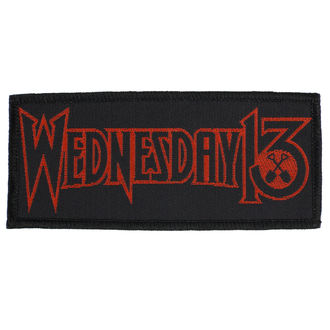 nášivka Wednesday 13 - Logo - RAZAMATAZ