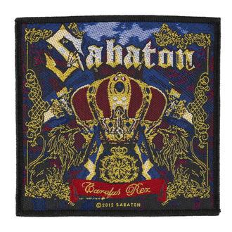 nášivka SABATON - CAROLUS REX - RAZAMATAZ, RAZAMATAZ, Sabaton