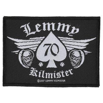 nášivka Motörhead - LEMMY - 70 - RAZAMATAZ - SP2911