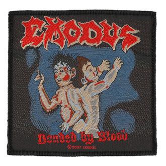 nášivka EXODUS - BONDED BY BLOOD - RAZAMATAZ, RAZAMATAZ, Exodus