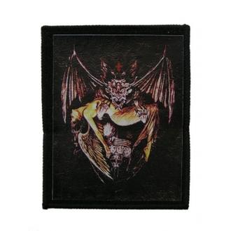 nášivka s potiskem Demon 1 - 65