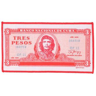 nášivka CHE GUEVARA - TRES PESOS - RAZAMATAZ, RAZAMATAZ, Che Guevara