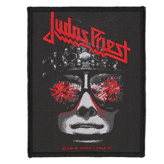 nášivka JUDAS PRIEST - HELL BENT FOR LEATHER - RAZAMATAZ, RAZAMATAZ, Judas Priest