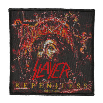 nášivka SLAYER - REPENTLESS - RAZAMATAZ - SP2898