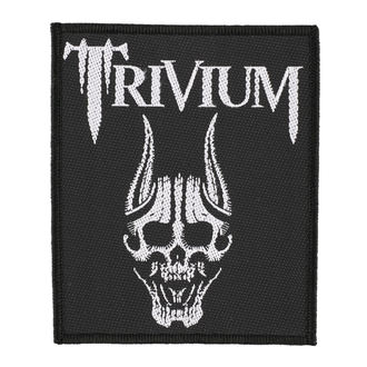nášivka TRIVIUM - SCREAMING SKULL - RAZAMATAZ - SP2851