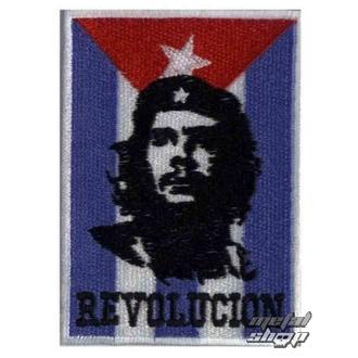 nášivka nažehlovací Che Guevara 4, NNM, Che Guevara
