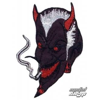 nášivka nažehlovací  Devil 4