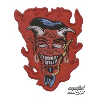 nášivka nažehlovací  Devil 5