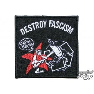 nášivka Destroy Fascism! 3