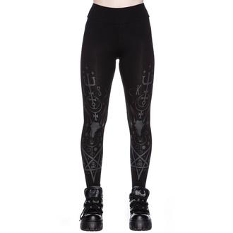 kalhoty dámské KILLSTAR - Necro Nancy, KILLSTAR